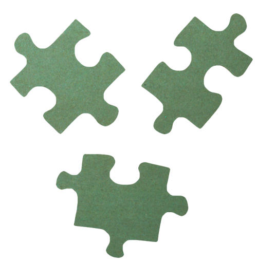 Let us help you put the puzzel peaces together